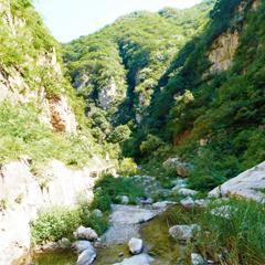虎峪自然风景区