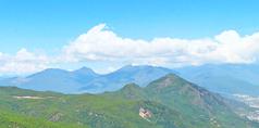 云南文笔山