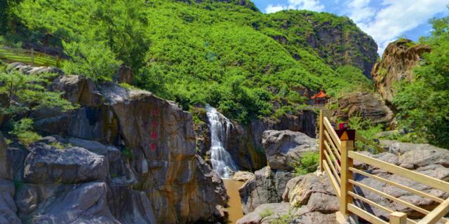 北京百里山水画廊